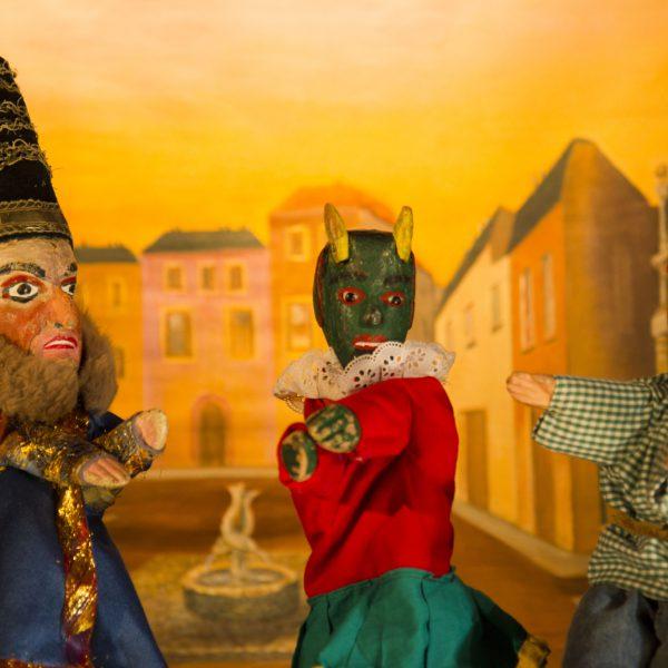 Le Mauvais Génie, le diable et Guillaume .